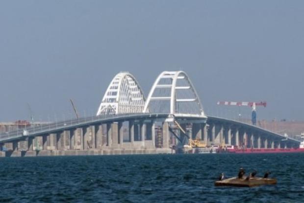 В Украине заявили о новой угрозе из-за Крымского моста