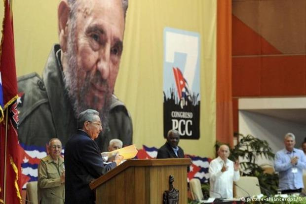 На Кубе запретят ставить памятники Фиделю Кастро