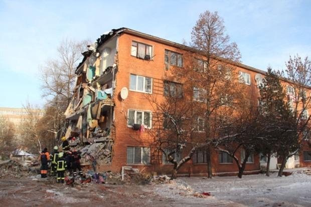 Обрушение общежития в Чернигове: полиция опровергла взрыв