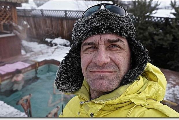 Русского репортера задержали вгосударстве Украина