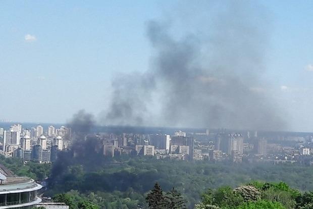 Спорт выживают из Гидропарка: в Киеве сожгли второй спортзал за год