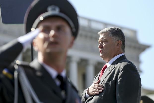 Россиян корчит как чертей от ладана: На военном параде в Киеве звучал гимн УПА
