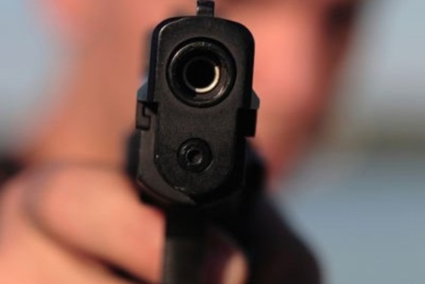 В Одессе на детской площадке застрелили человека