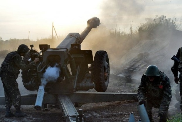 ВСУ вступили в бой: в зоне АТО боевики шли в атаку