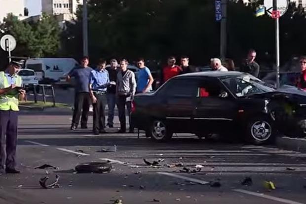 В Полтавской области водитель мотоцикла и его пассажирка погибли в ДТП