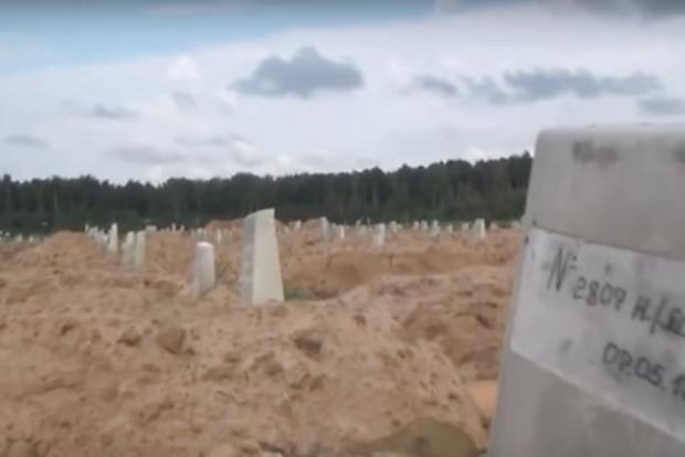 На Донбасі вбиті вже близько 70 тис. російських солдатів - волонтери