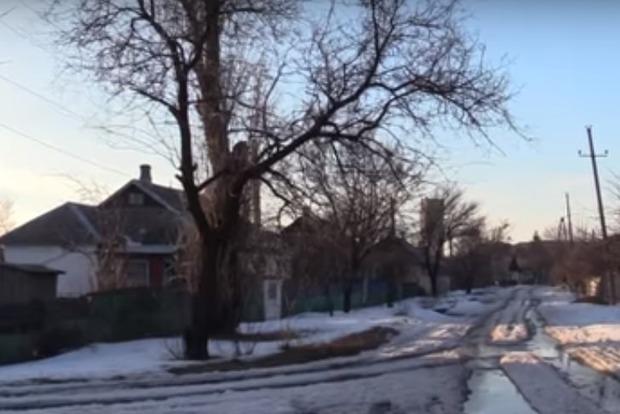 В оккупированной Горловке крестьянин отрубил соседу голову и выставил перед воротами