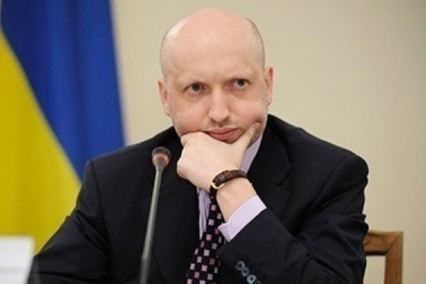 Турчинов обвинил РФ в мощных кибератаках на Украину