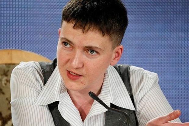 Родная фракция стала на защиту Надежды Савченко