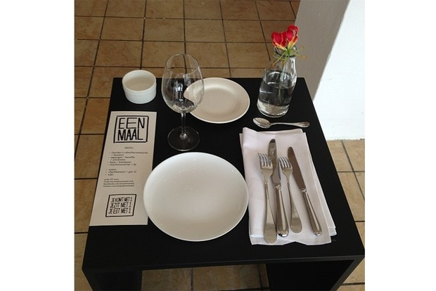 В Амстердаме появился первый в мире ресторан для одиночек