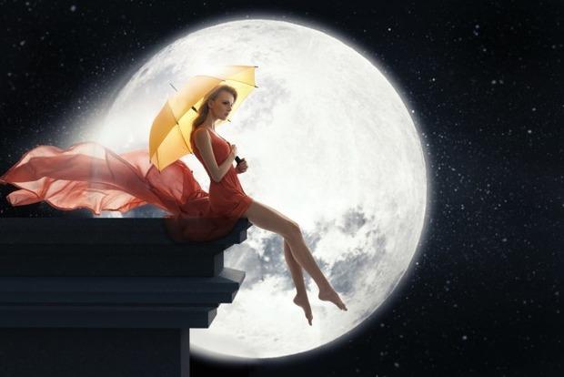 Известный астролог рассказала, кому полнолуние 23 апреля принесет удачу