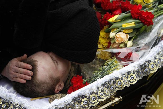 В Украине официально похоронено 4 тыс. участников АТО