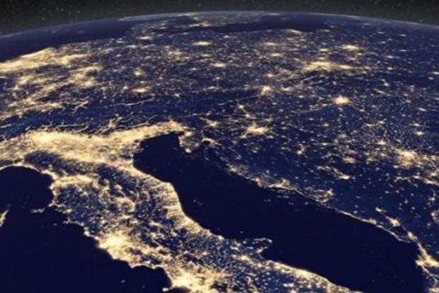 В НАСА показали, как выглядит Земля из космоса на Новый год