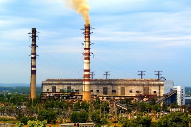 В Киевской области на ТЭС произошел взрыв, есть пострадавшие