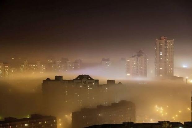 В Киеве отравлен воздух: ГСЧС сделала предупреждение о самых грязных районах