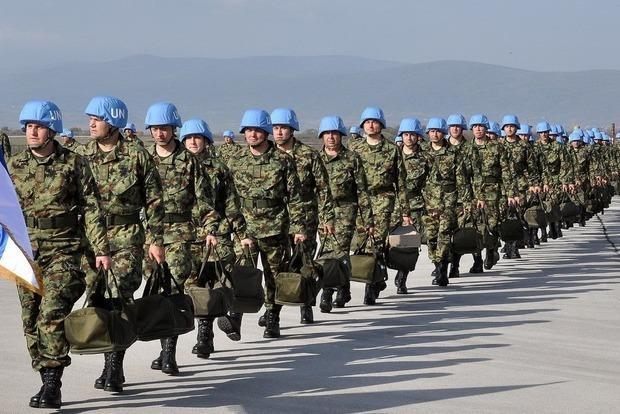 Місія ООН на Донбасі має бути посилена українською армією - Тетерук