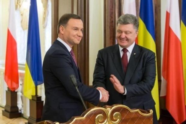 Президент Польши посетит Харьков 13декабря