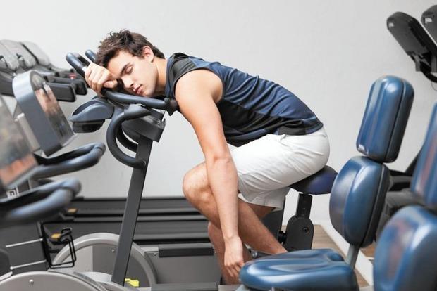 Силовые нагрузки в спорте. Доказана смертельная опасность