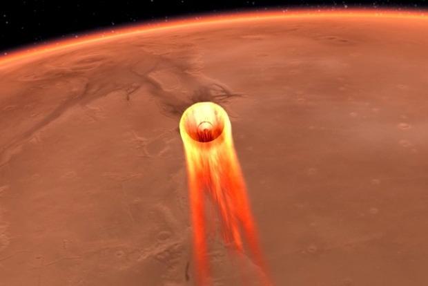 Немов ти там. Опубліковано перше якісне фото поверхні Марса