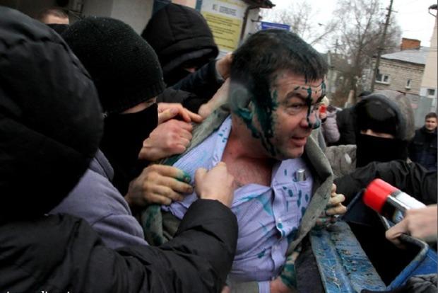 Экс-соратнику Ляшко грозит 3 года тюрьмы за «мусорную люстрацию» чиновника