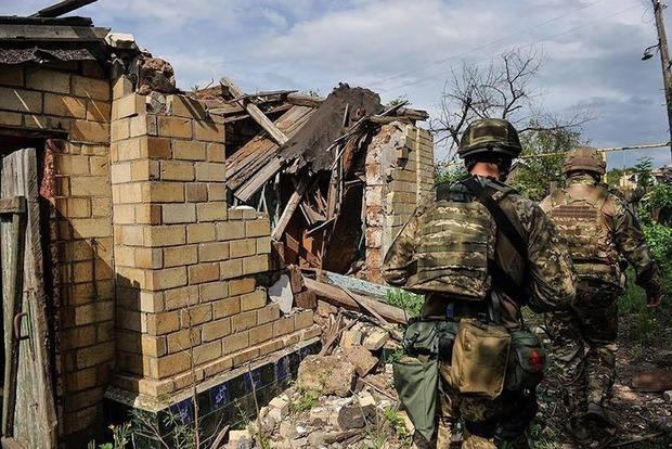 Донбасс. Перемирие. Боевики стреляли вблизи Шумов и Золотого