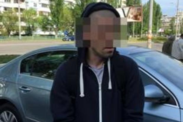 В Киеве перекрыт мощный канал контрабанды наркотиков
