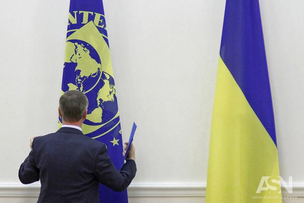 Руководство Украины ожидают непростые переговоры сМВФ