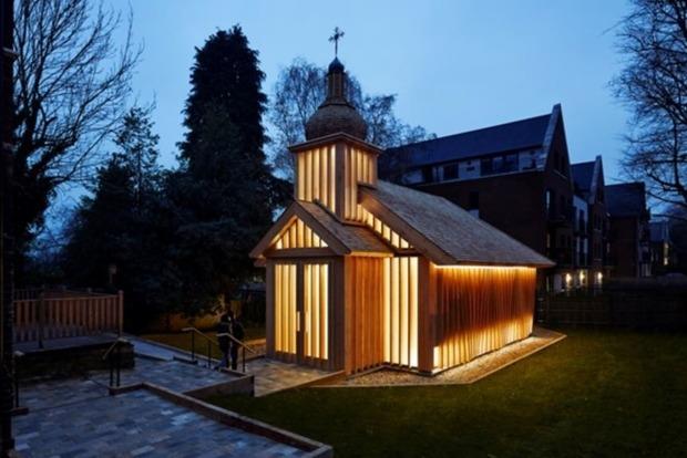 Білоруськву церква назвали найкращою релігійною будівлею світу