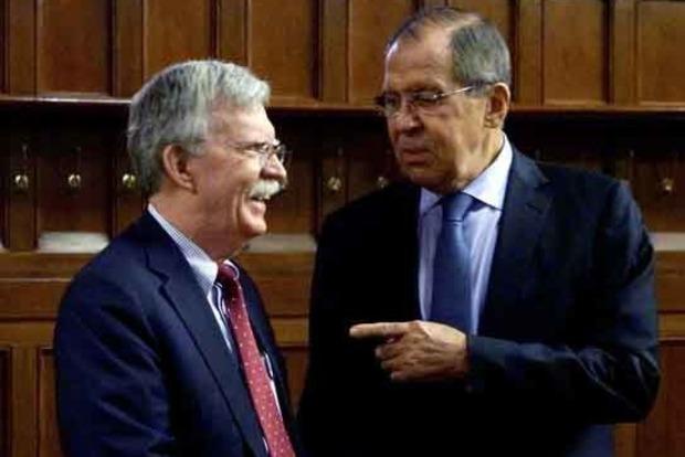 Лавров назвал Китай причиной выхода США из Договора о РСМД