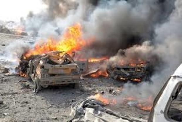 Смертник подорвал автомобиль в Ираке, есть жертвы