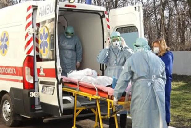 В общежитии под Киевом вспышка коронавируса. Двое погибших