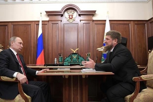 Чеченцы хотят продлить президентство Путина