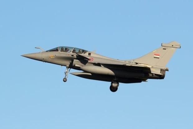 Египет нанес авиаудар по лагерю боевиков в Ливии