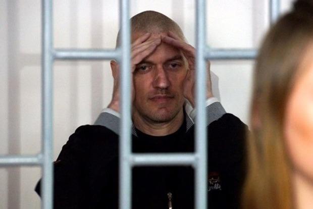 Украинского политзаключенного Клыха упрятали в российскую психбольницу