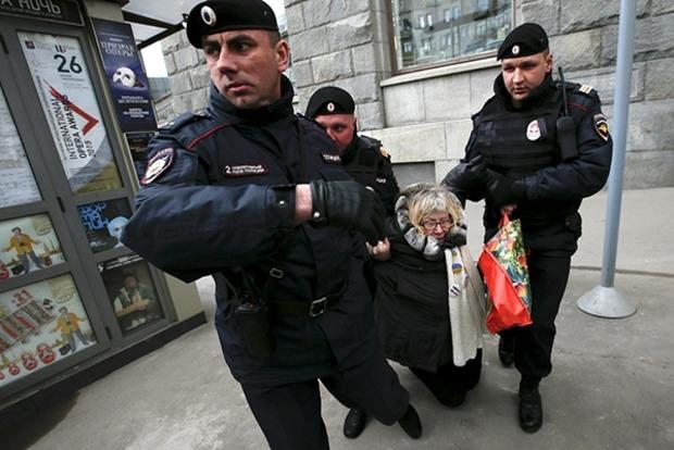 Одиночный пикет: способны ли россияне на протест?