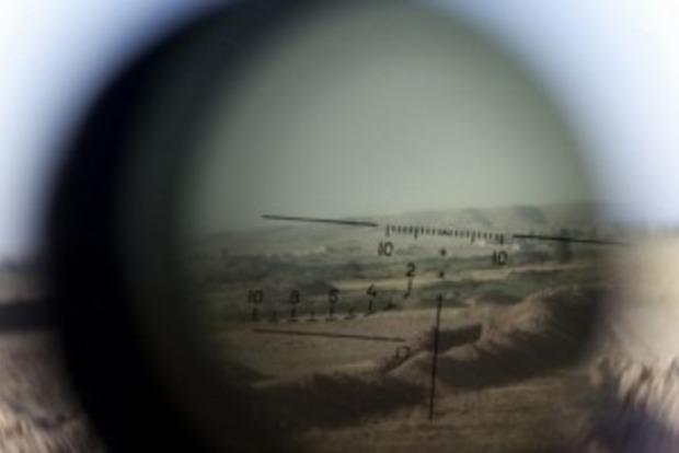 Под Авдеевкой от пули снайпера погиб боец ВСУ