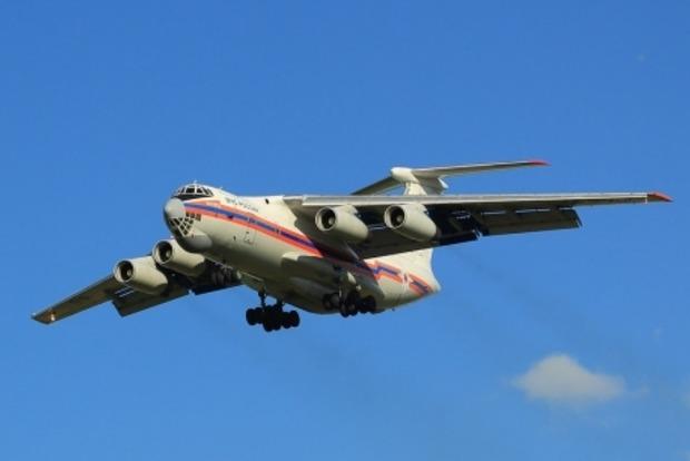Российский самолет забрал из Сирии в Москву четверых граждан Украины