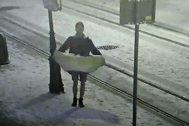 Вцентрі Львова з різдвяної шопки викрали фігурку Ісуса