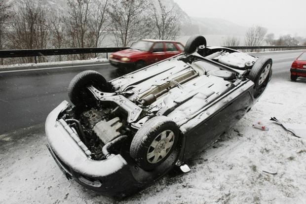 Год без ГАИ: на 16 тыс. ДТП больше, чем в 2015 году, Днепропетровщина - в лидерах аварийности