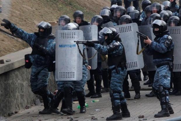 Арестованы четверо экс-беркутовцев, работавших в Национальной полиции
