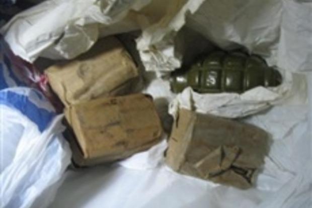 В Харьковской области с гранатой и патронами задержан гражданин Грузии