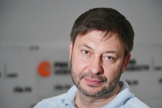 Паспорт, гроші і медалі: в СБУ розповіли, що знайшли у головного редактора РИА Новости