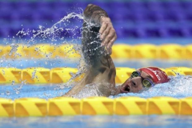 Український плавець виграв золото Паралімпіади в Токіо