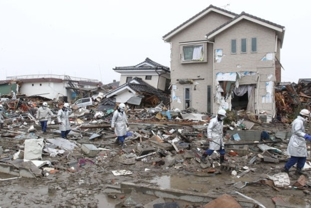 В Японии зафиксировано новое мощное землетрясение