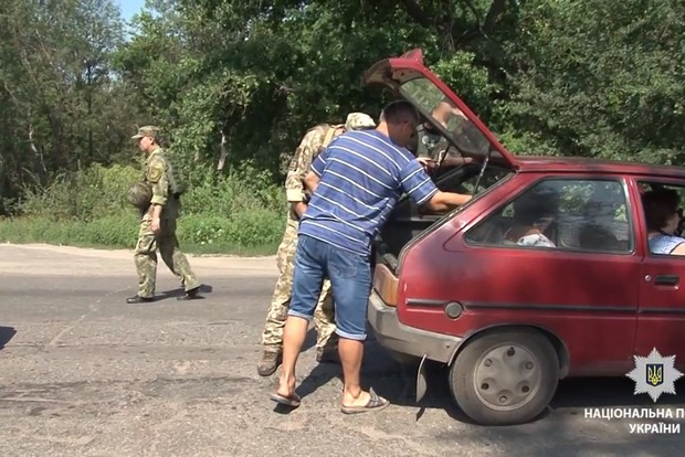 В Лисичанске продолжаются превентивные меры по противодействию террористической угрозе