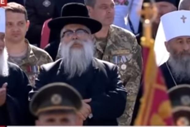 Московские попы взбесились после речи Порошенко на параде