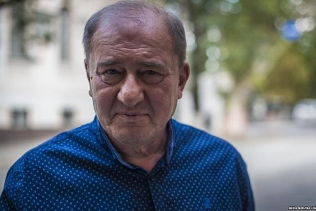 Оккупанты в Крыму приговорили больного старика Ильми Умерова к двум годам колонии