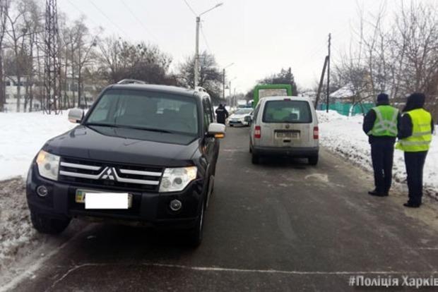 В Харькове джип сбил насмерть школьницу