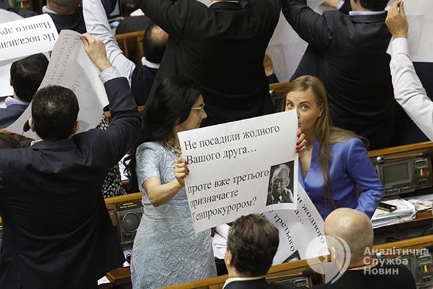 Войцицкая добилась уголовного дела против руководства ГФС