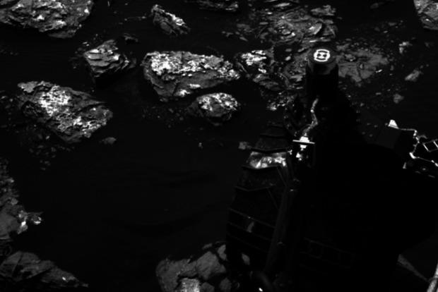 У марсохода Curiosity обнаружена неполадка